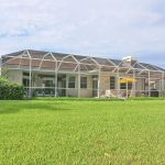 Ferienhaus Florida FVE3008 Ansicht von hinten
