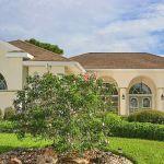 Ferienhaus Florida FVE3008 Auffahrt zum Haus