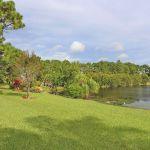 Ferienhaus Florida FVE3008 Blick auf dne Teich