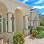Ferienhaus Florida FVE3008 Hauseingang