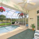 Ferienhaus Florida FVE3008 Terrasse mit Gartenmöbel