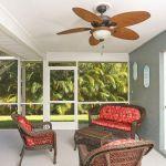 Ferienhaus Florida FVE32200 überdachte Terrasse