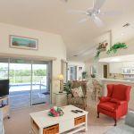 Ferienhaus Florida FVE41845 Wohnraum mit TV
