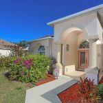 Ferienhaus Florida FVE42535 Eingang zum Haus