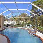 Ferienhaus Florida FVE42535 Swimmingpool mit Insektenschutz