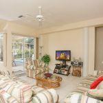 Ferienhaus Florida FVE42535 Wohnbereich mit TV