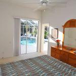 Ferienhaus Florida FVE42550 Schlafraum mit Doppelbett