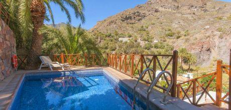 Ferienhaus Gran Canaria Bartolome 1261 mit Pool für 2 Personen mieten, Wechseltag flexibel – Mindestmietzeit 1 Woche.