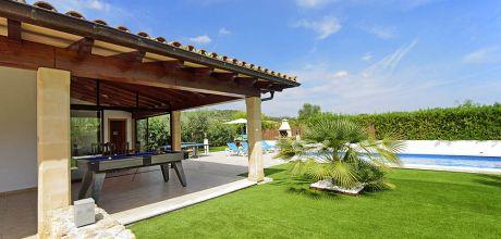 Mallorca Nordküste – Ferienhaus Pollensa 2010 mit Pool, Wohnfläche 130qm, An- und Abreisetag nur Samstag. 2019 buchbar!