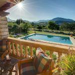 Ferienhaus Mallorca MA2284 Blick auf den Swimmingpool