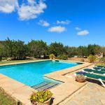 Ferienhaus Mallorca MA2284 Sonnenliegen am Swimmingpool
