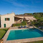 Ferienhaus Mallorca MA2284 Swimmingpool im Garten