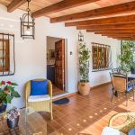 Ferienhaus Mallorca MA23370 überdachte Terrasse