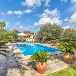 Ferienhaus Mallorca MA23370 Garten mit Pool