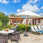 Ferienhaus Mallorca MA23370 Sonnenliegen am Pool