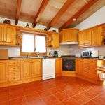 Ferienhaus Mallorca MA3366 Küche