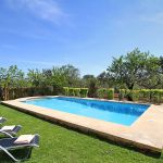 Ferienhaus Mallorca MA3366 Sonnenliegen am Pool