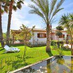 Ferienhaus Mallorca MA3366 Teich im Garten