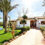 Ferienhaus Mallorca MA3366 Weg zum Haus