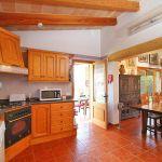Ferienhaus Mallorca MA3366 offene Küche