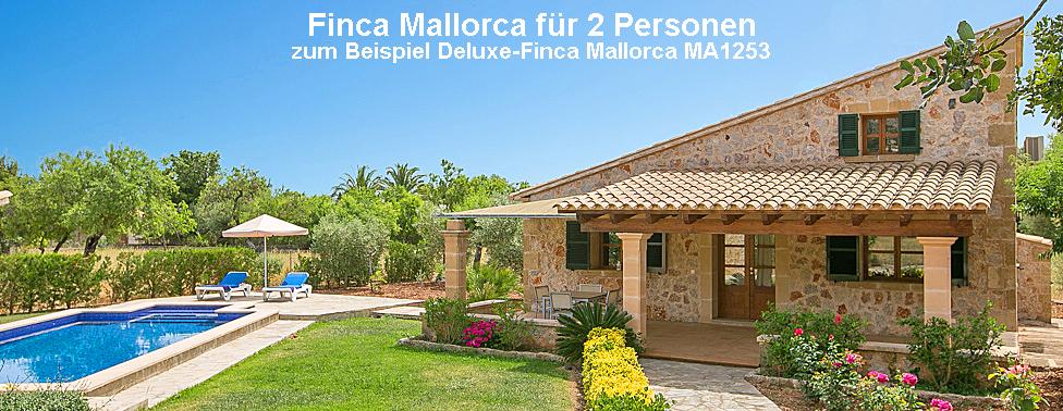 Finca Mallorca für 2 Personen