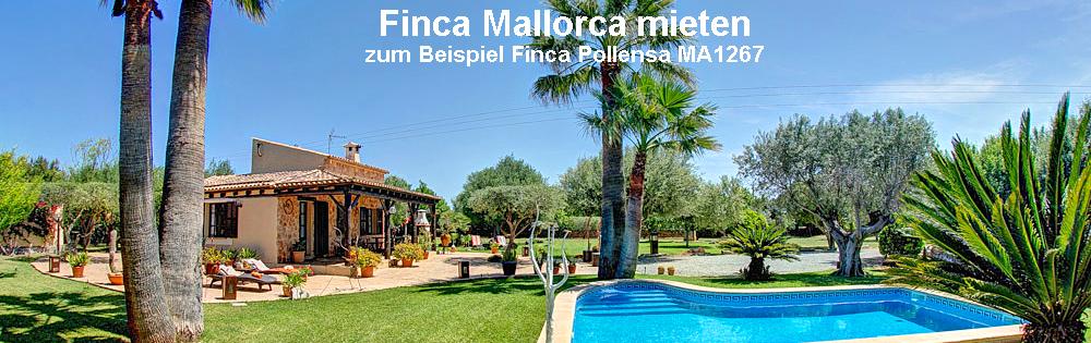 Finca Mallorca mieten MA1267
