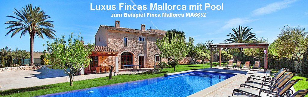 Luxus finca mallorca bei esprit villas mieten for Mallorca villa mieten