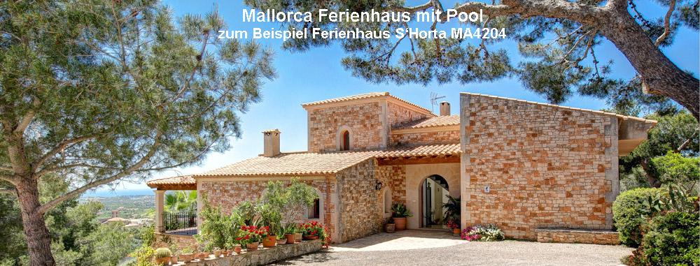Mallorca Ferienhaus MA4204