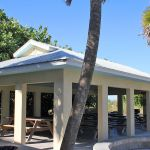 Strand Manasota Beach Picknick-Bereich