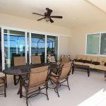 Villa Florida FVE41956 überdachte Terrasse mit Sitzecke