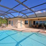 Villa Florida FVE41956 Pool mit Gartenmöbel