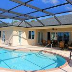 Villa Florida FVE41956 Pool mit Insektenschutz