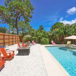 Ferienhaus Florida FVE22625  Gartenmöbel am Pool