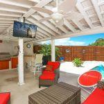 Ferienhaus Florida FVE22625  Grillhaus mit TV