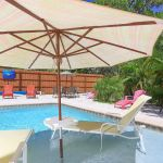Ferienhaus Florida FVE22625 Pool mit Sonnenschirm