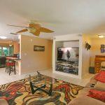 Ferienhaus Florida FVE22625 Wohnraum mit TV