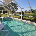 Ferienhaus Florida FVE3816 Poolbereich