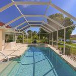 Ferienhaus Florida FVE3816 Swimmingpool mit Insektenschutz
