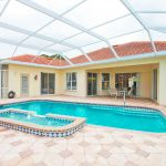 Ferienhaus Florida FVE41110 Poolterrasse