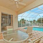 Ferienhaus Florida FVE41110 Terrasse mit Esstisch