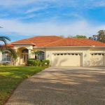 Ferienhaus Florida FVE41110 Zufahrt zur Villa