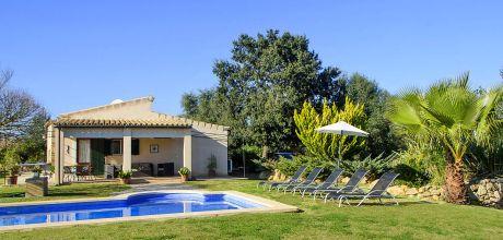 Mallorca Nordküste – Ferienhaus Pollensa 2006 mit Pool, Grundstück 4.000qm, Wohnfläche 120qm, An- und Abreisetag nur Samstag. 2019 buchbar.