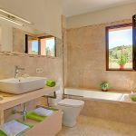 Ferienhaus Mallorca MA33183 Bad mit Wanne