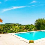 Ferienhaus Mallorca MA33183 Gartenmöbel auf der Poolterrasse