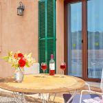 Ferienhaus Mallorca MA33183 Gartenmöbel auf der Terrasse