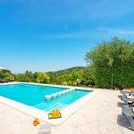 Ferienhaus Mallorca MA33183 Sonnenliegen am Pool
