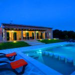 Ferienhaus Mallorca MA33183 am Abend