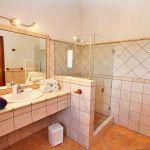 Ferienhaus Mallorca MA5208 Bad mit Dusche