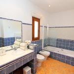 Ferienhaus Mallorca MA5208 Bad mit Wanne