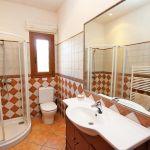 Ferienhaus Mallorca MA5208 Badezimmer mit Dusche